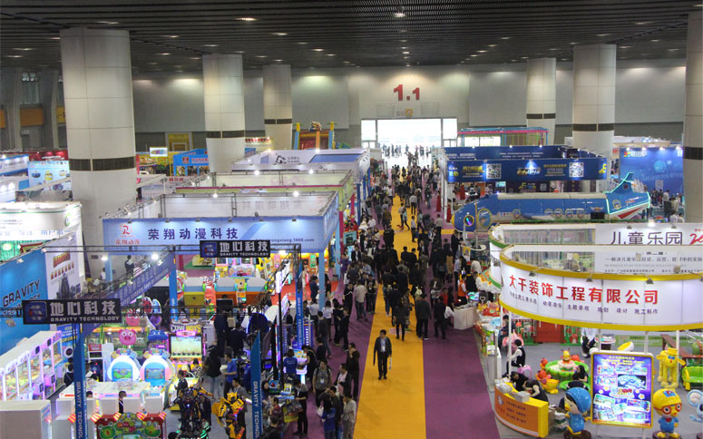 Asia Amusement & Attractions Expo'da Neler Var?